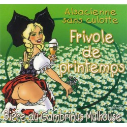 Alsacienne  Frivole de Printemps 75cl