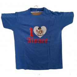 "T-SHIRT MEN ""I lOVE ALSACE"""