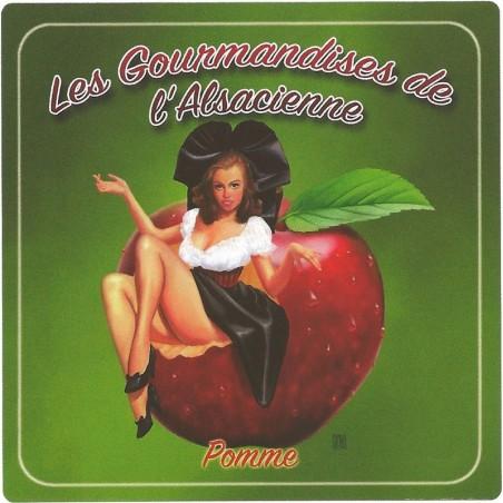 Bière Alsacienne Gourmandise Pomme
