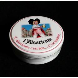 BOITE A BONBON DE L'ALSACIENNE