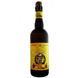 """Bière """"Pisse de Caribou"""" OP DLUO 25/11/19"""
