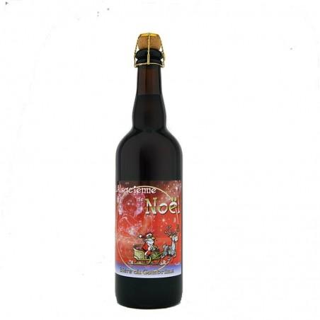Alsacienne bière de Noël 75cL