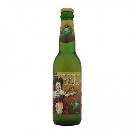 L'Alsacienne Choucroute 33cL, bière blonde pils