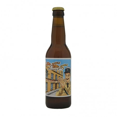 DO YOU DO YOU, La bière du Gendarme 33cL