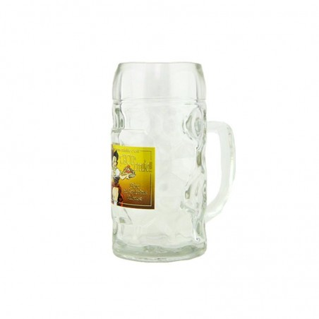 Verres à bière Alsacienne Isara Choucroute