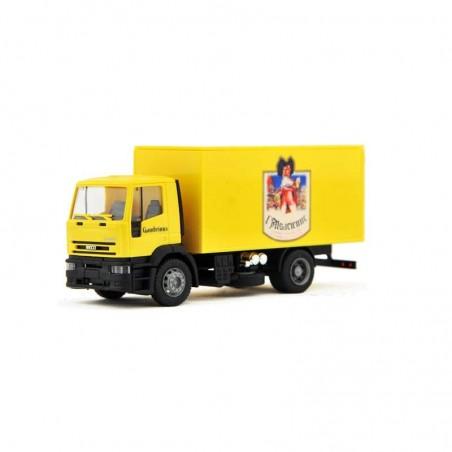 Camion IVECO Alsacienne échelle HO