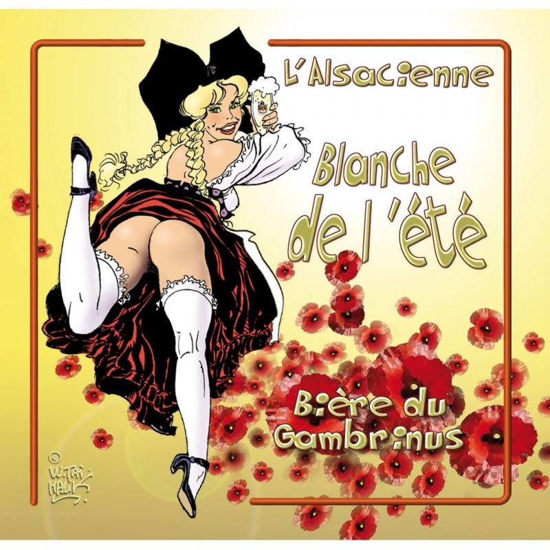 Alsacienne  Blanche de l' Eté