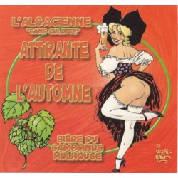 Alsacienne  Attirante de l' Automne
