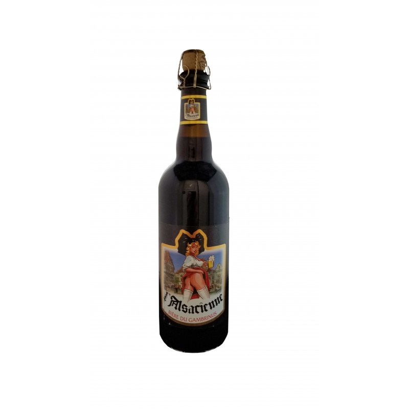 Alsacienne Brune 75cl