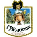 Alsacienne  Sans Culotte Blonde