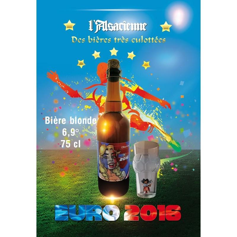Bière Blonde Euro 2016