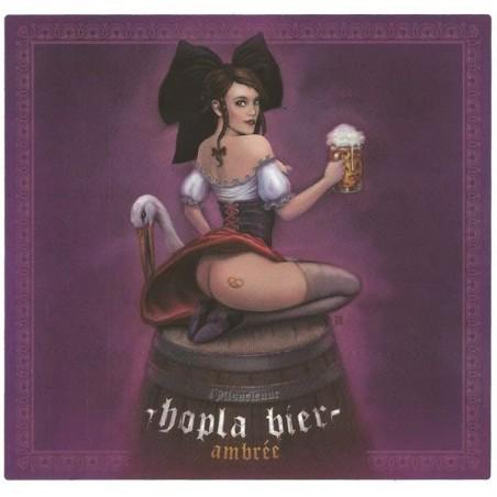 HOPLA Bière blonde 75cL